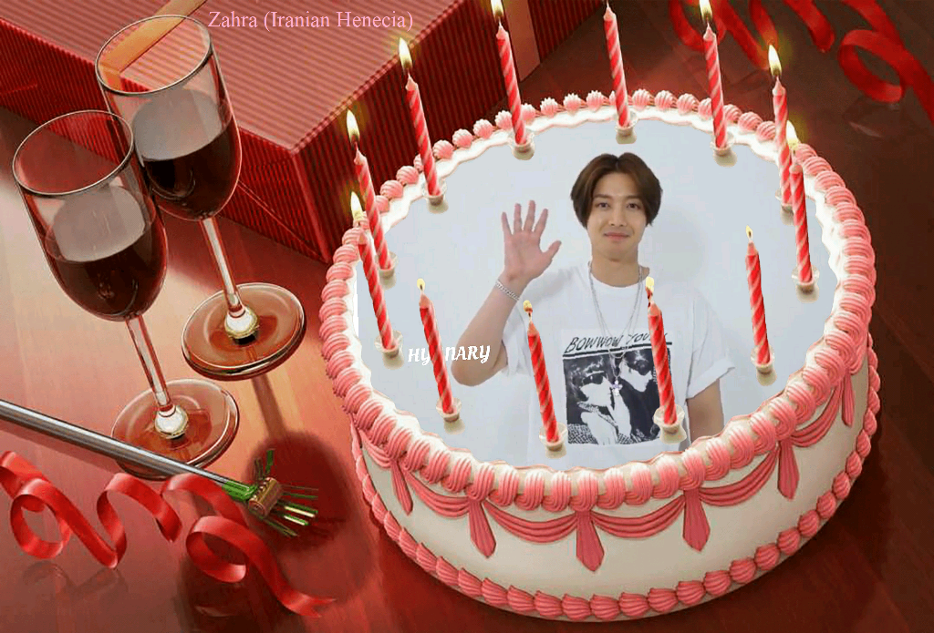 (My Fanart from Happy 32th Birtday of KHJ (12