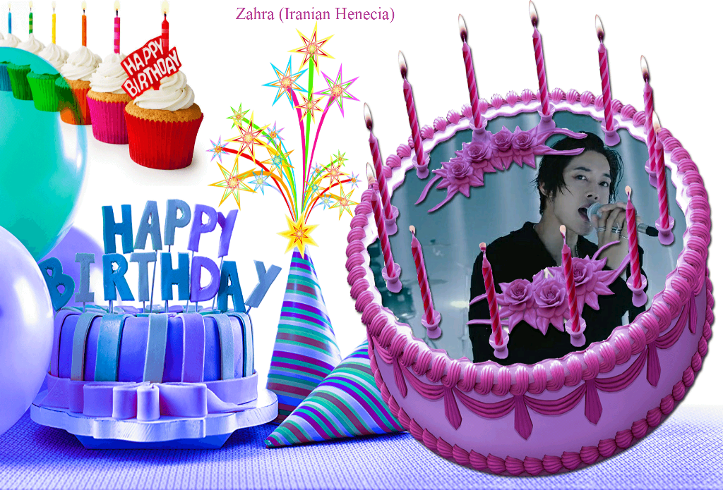 (My Fanart from Happy 32th Birtday of KHJ (13