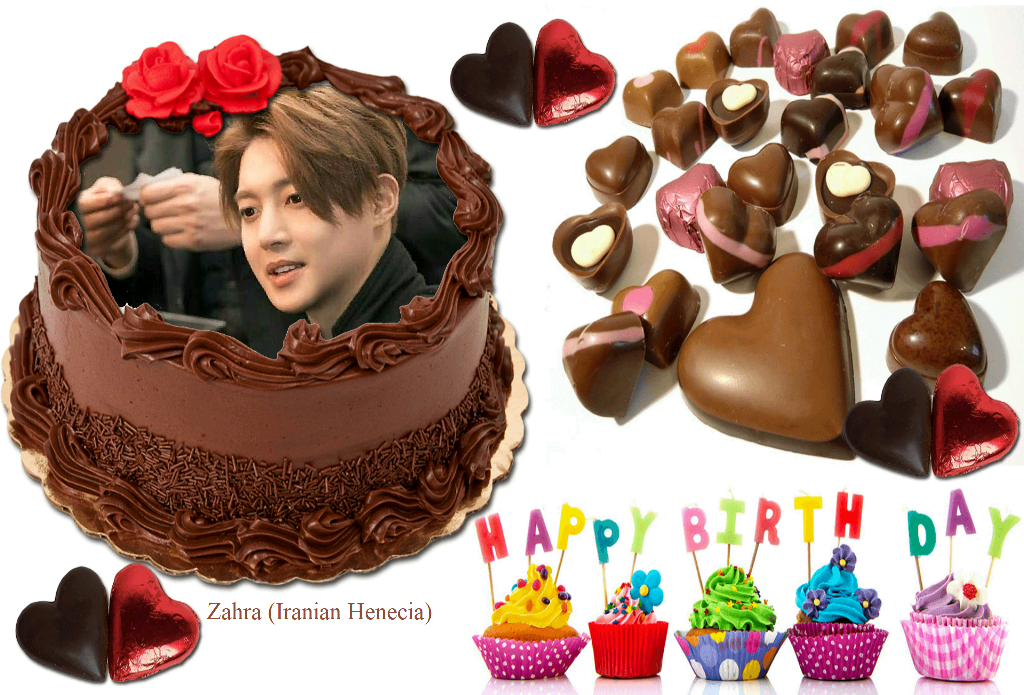 (My Fanart from Happy 32th Birtday of KHJ (16