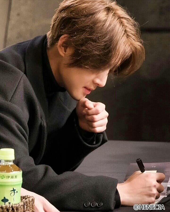 [Photo] Kim Hyun Joong Japan Mobile Site Update [2018.05.03]