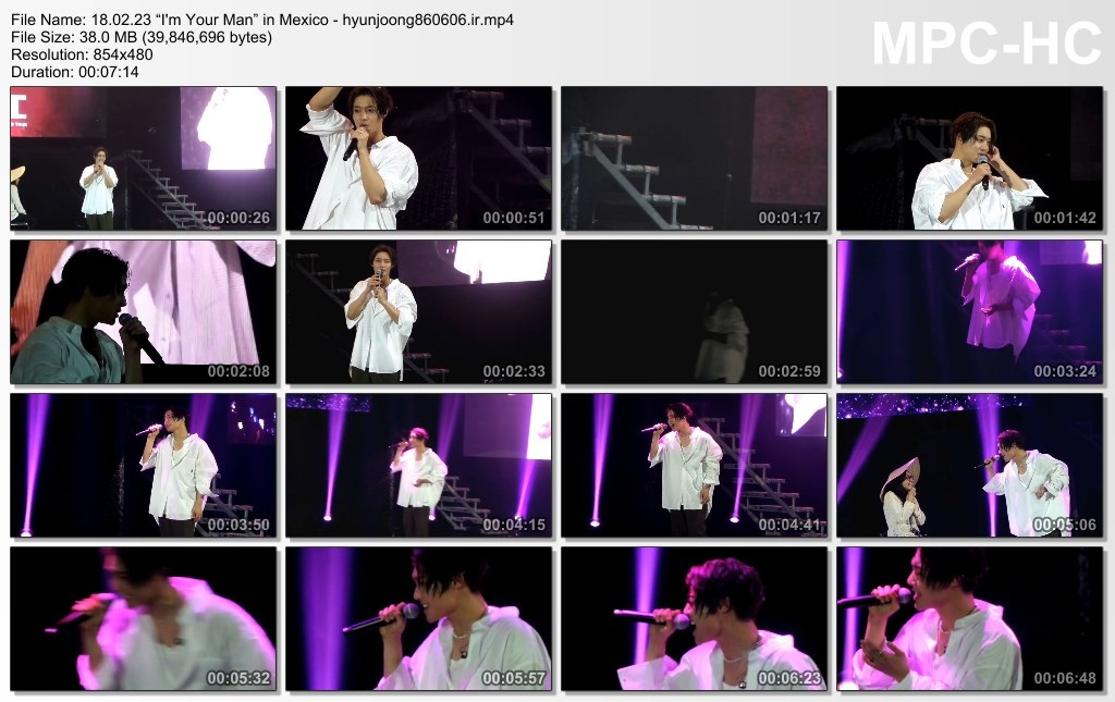 I'm Your Man in Mexico 18.02.23 - hyunjoong860606.ir