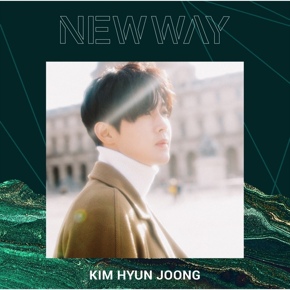 [Album] Kim Hyun Joong – New Way [MP3]