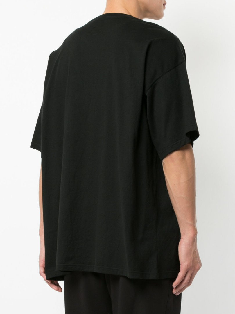 (FACETASM T-shirt Black (5