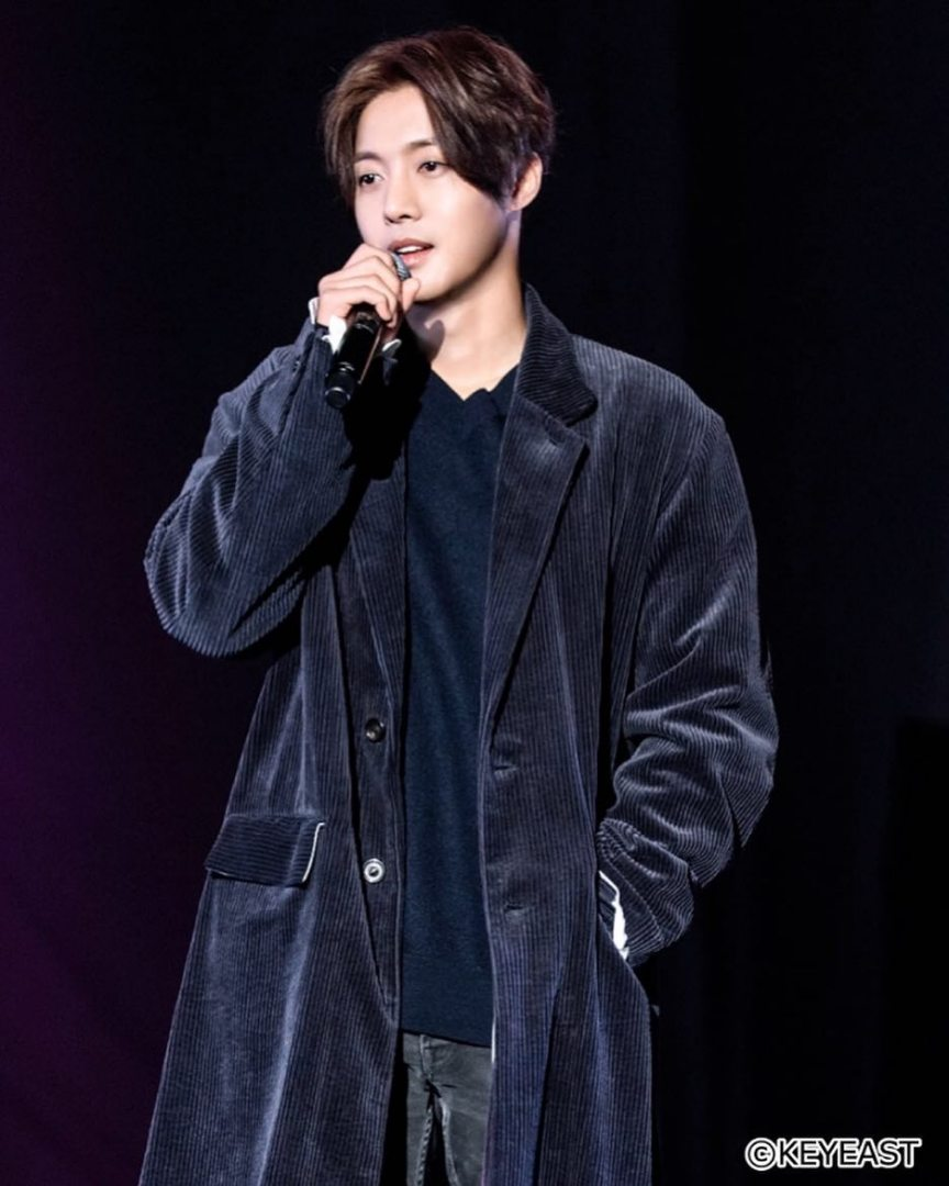 [Photo] Kim Hyun Joong Japan Mobile Site Update [2018.03.26]