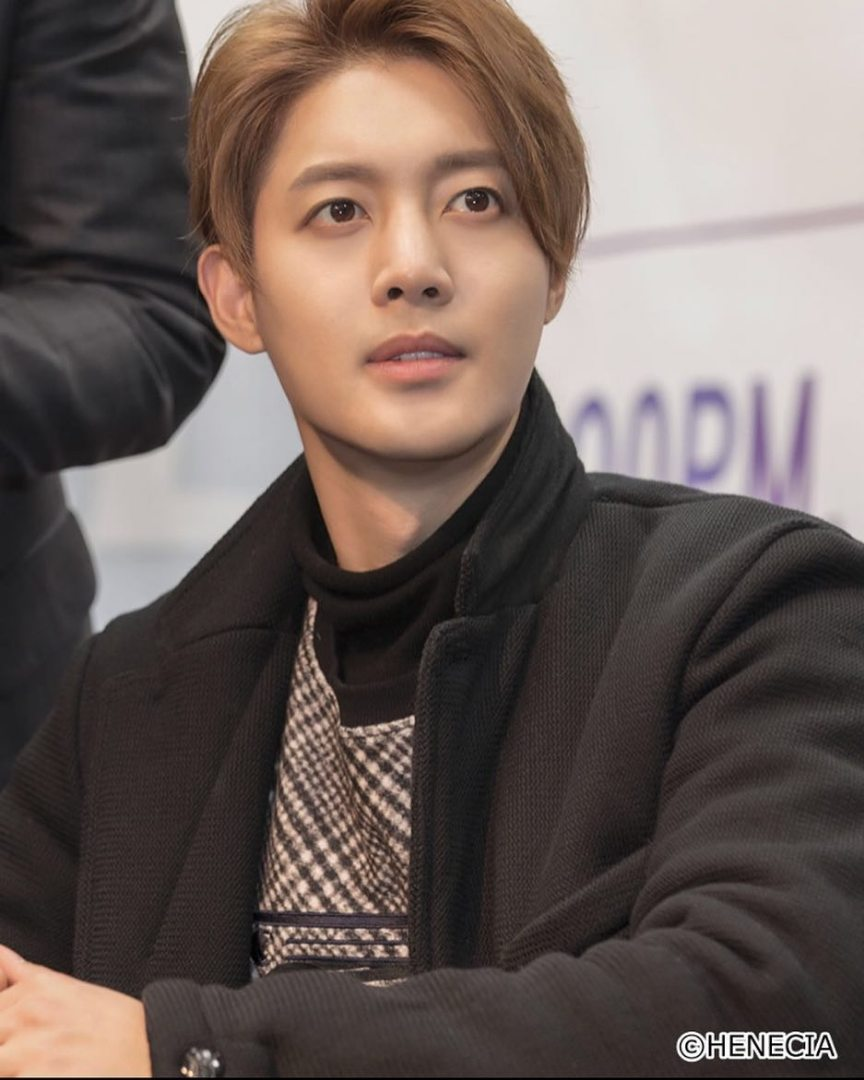 [Photo] Kim Hyun Joong Japan Mobile Site Update [2018.04.16]