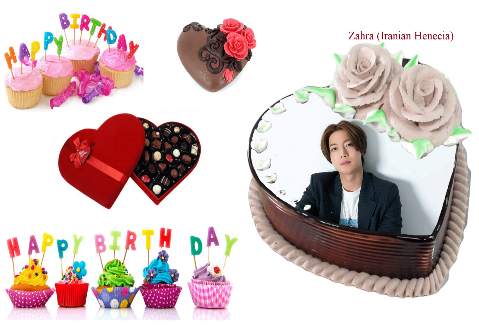 (My Fanart from Happy 32th Birtday of KHJ (11