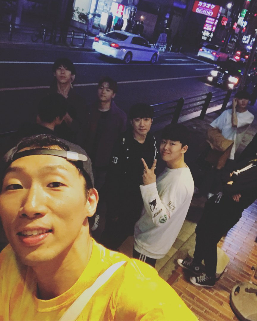 [Photo] artmatic_dancer_howoo Instagram Update [2018.04.23]
