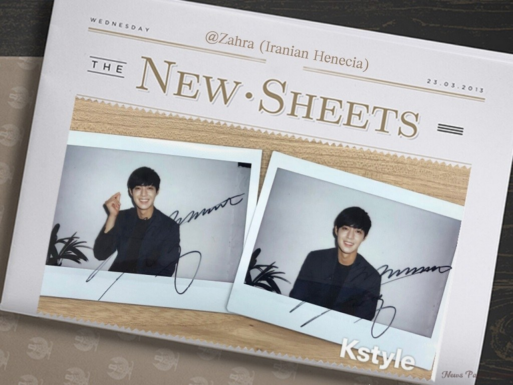 KHJ interview with Kstyle News 2018.11.07