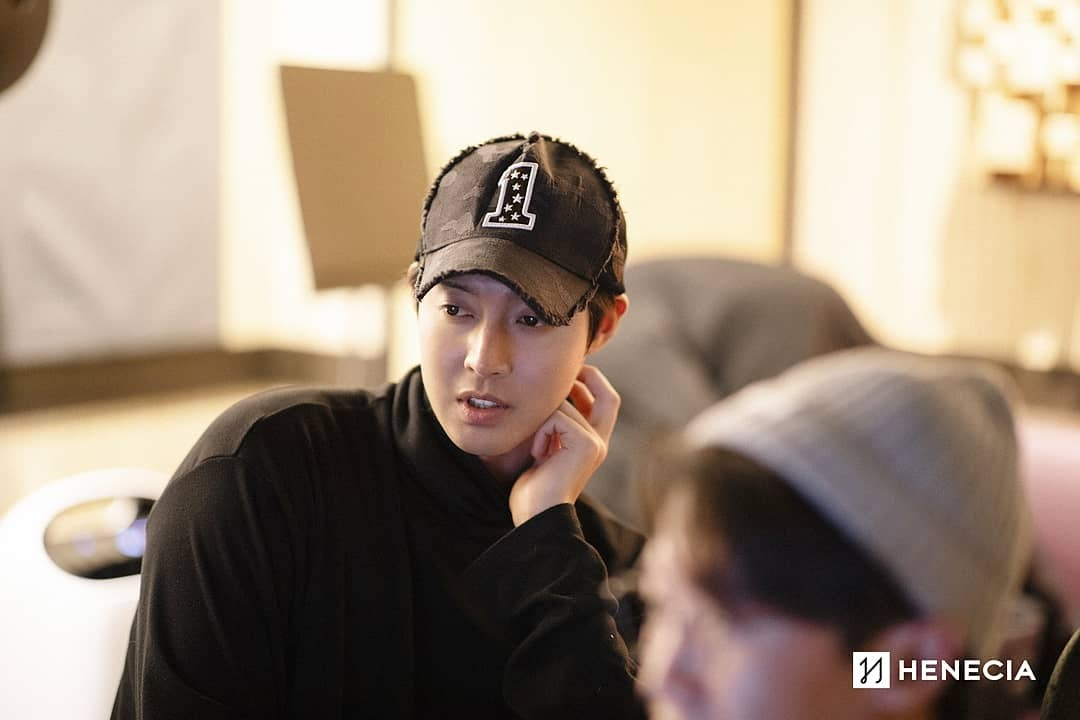 [Photo] Kim Hyun Joong Official Instagram and FB Update [2018.11.29]