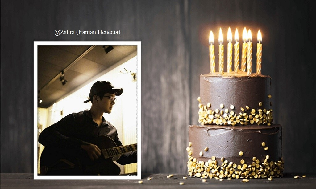 (Happy 33th Birthday KHJ (6