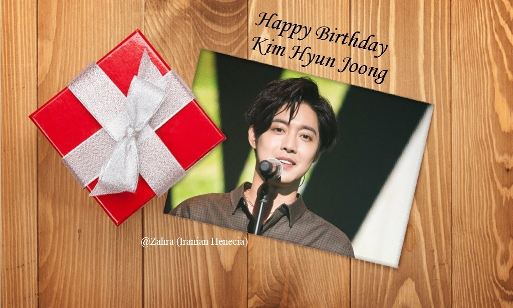 (Happy 33th Birthday KHJ (7