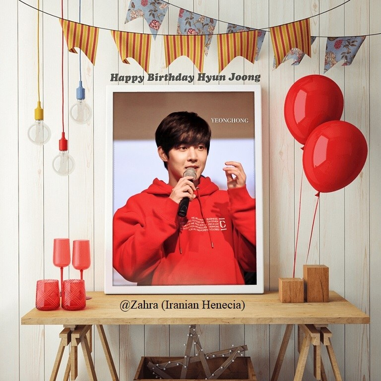 (Happy 33th Birthday KHJ (21