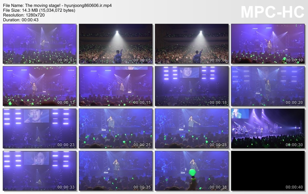 The moving stage! - hyunjoong860606.ir