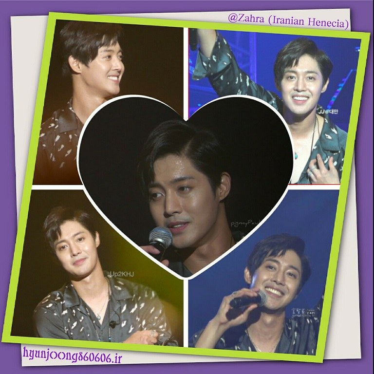[Fanpics+Fancams] Kim Hyun Joong Together Takemyhand at Shizuoka City Culture Hall [2018.10.20]