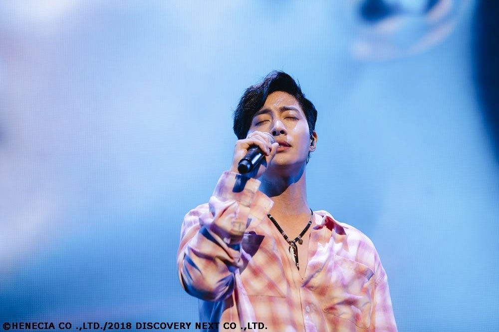[Photo] Henecia Japan Site Update [2018.10.28]