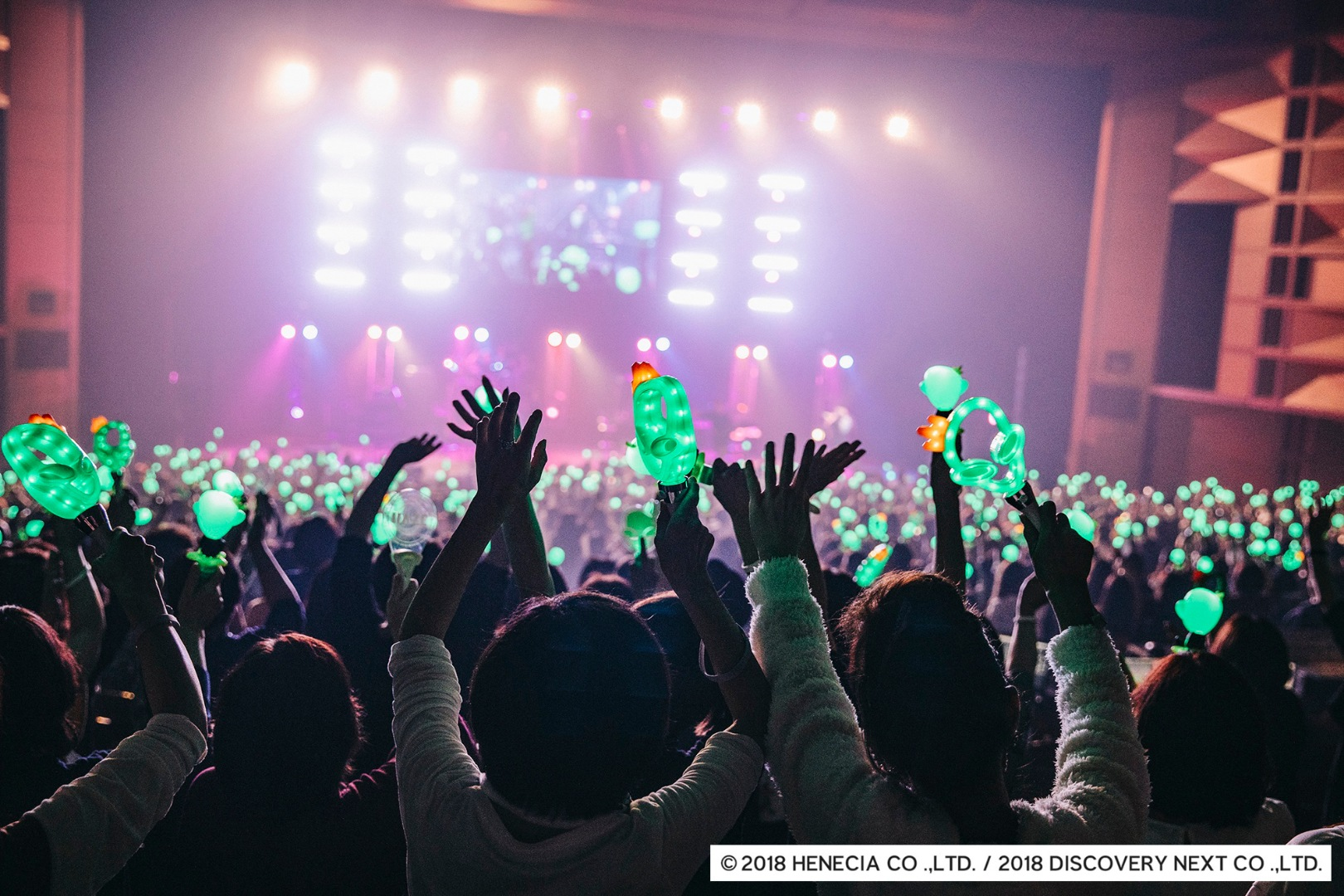 JAPAN TOUR 2018 Together Take my hand ~ Hyogo Performance Highlights