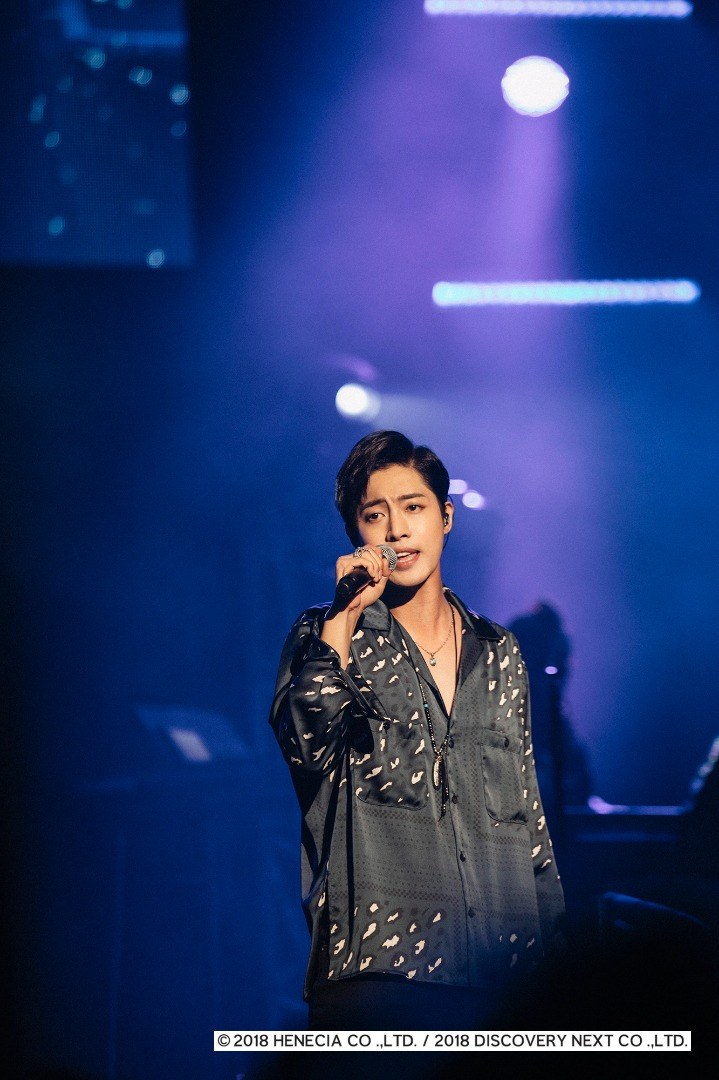 [Photo] Henecia Music Ameblo Blog New Update [2018.10.29]