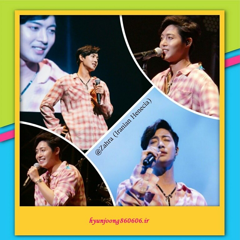 [Fanpics+Fancams] Kim Hyun Joong Together Takemyhand at Tokyo International Forum Hall A [2018.10.12]