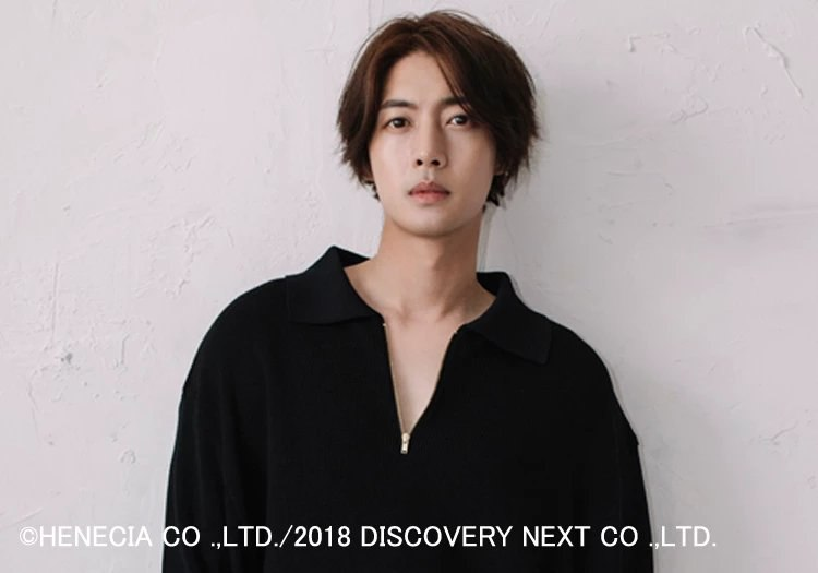 [HENECIA ENTERTAINMENT JAPAN] Artist Profile Pic has Changed [2018.4.22]