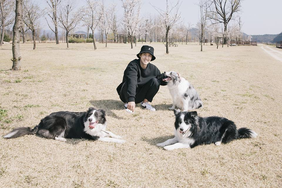 Kim Hyun Joong Official Update 2018.04.11