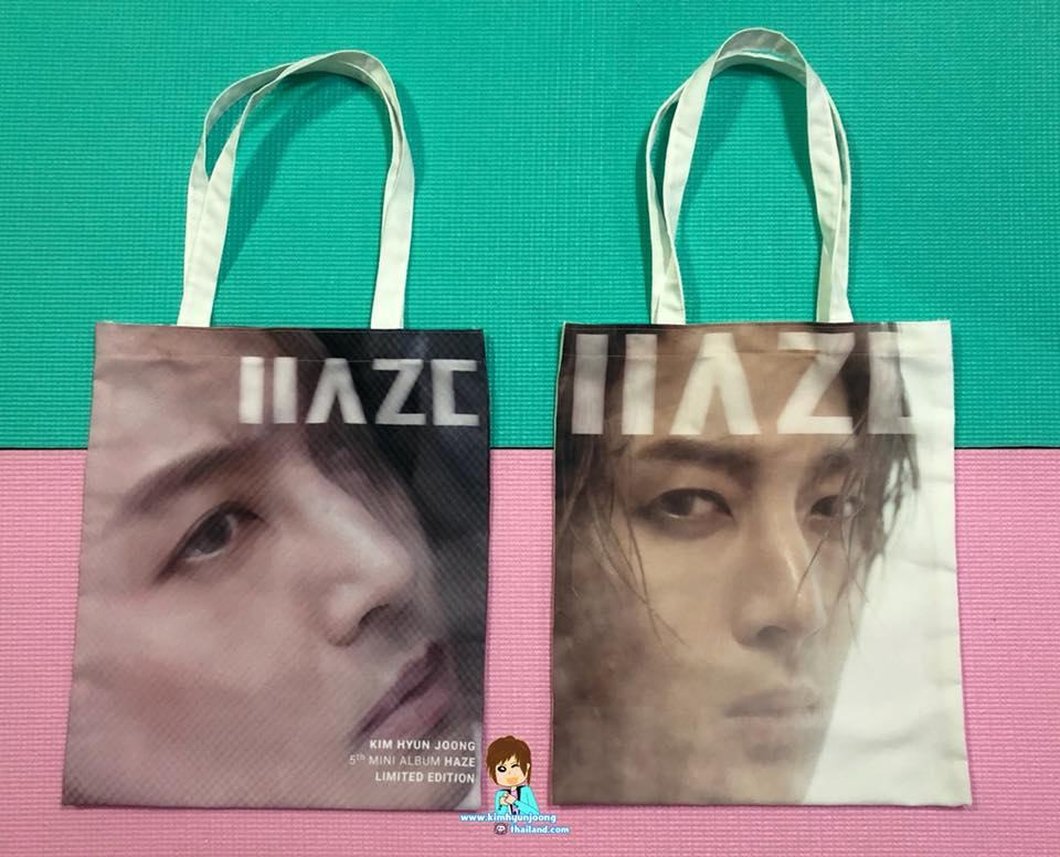 (Fanmade & Goods of HAZE Tour in Latin American (3