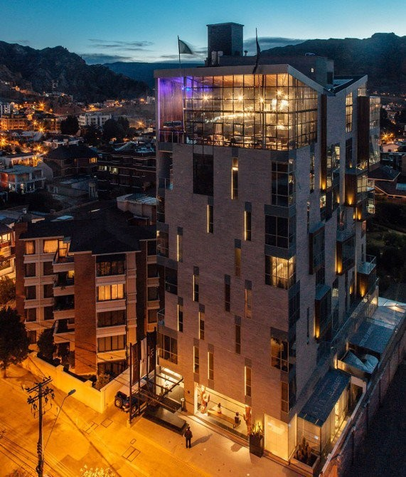 (Five-star hotel where HJ stayed in Bolivia (3