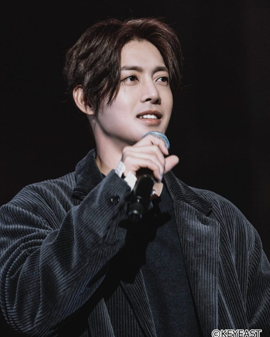 [Photo] Kim Hyun Joong Japan Mobile Site Update [2018.02.16]