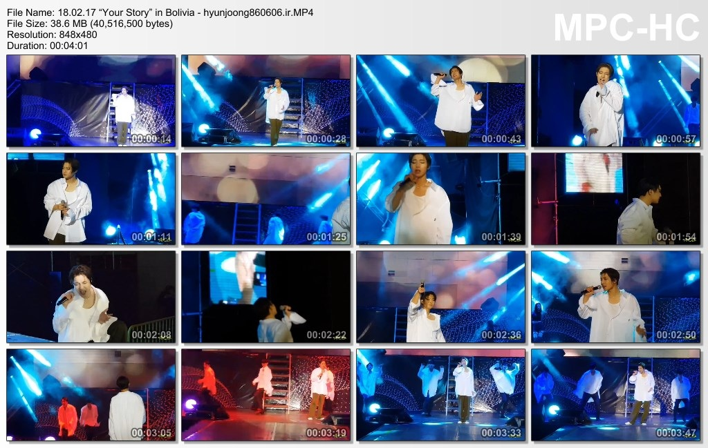 """18.02.17 """"Your Story"""" in Bolivia - hyunjoong860606.ir"""