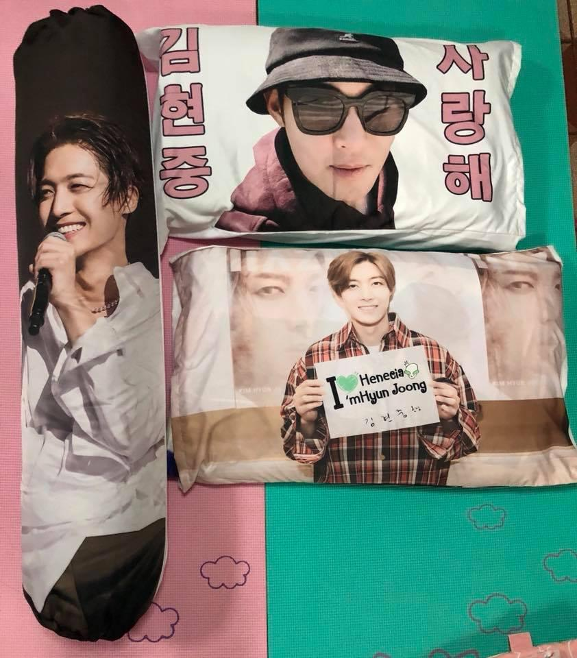 Fanmade and Goods of KHJ 2018 World Tour HAZE in Japan