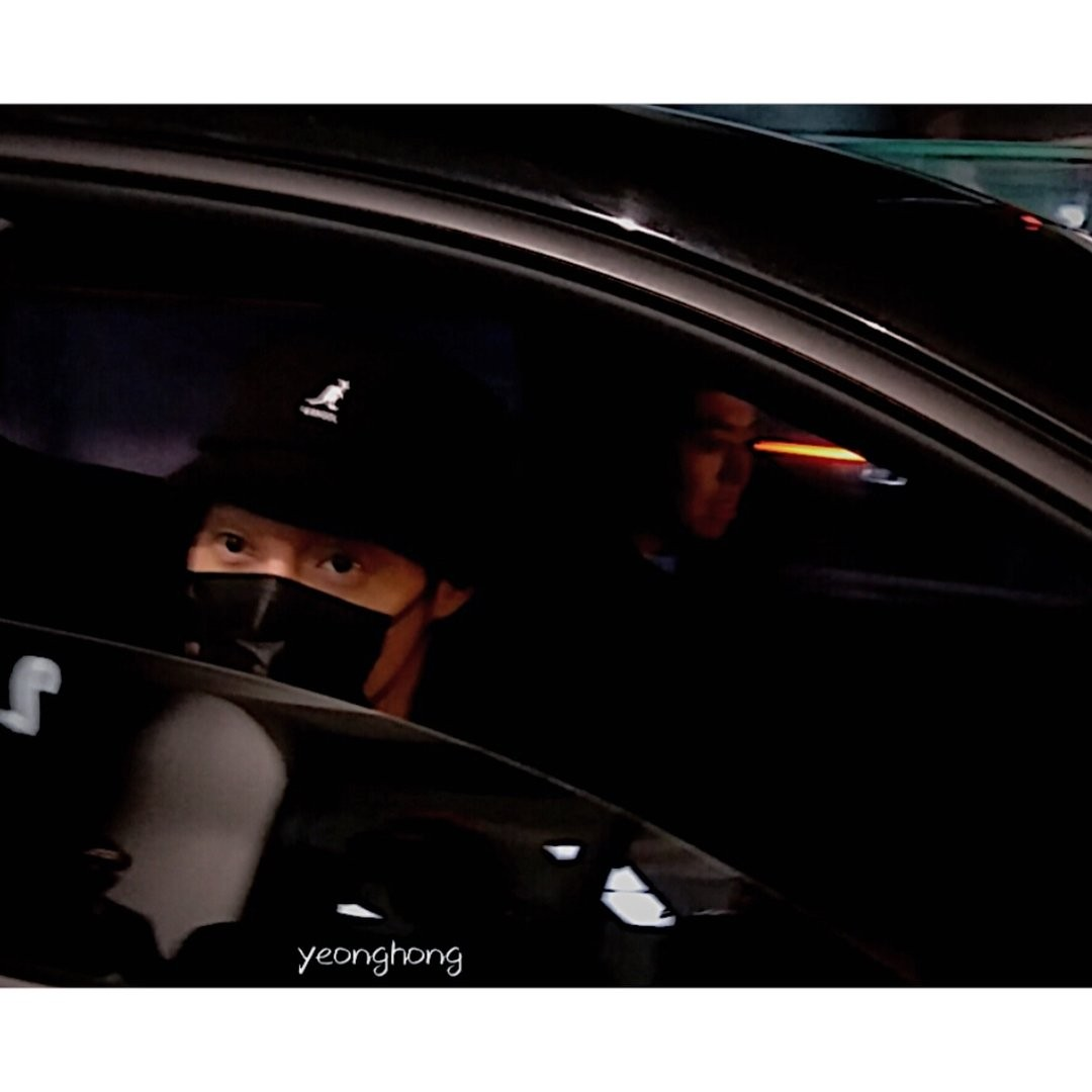 (KHJ arrived at Gimpo Airport (2