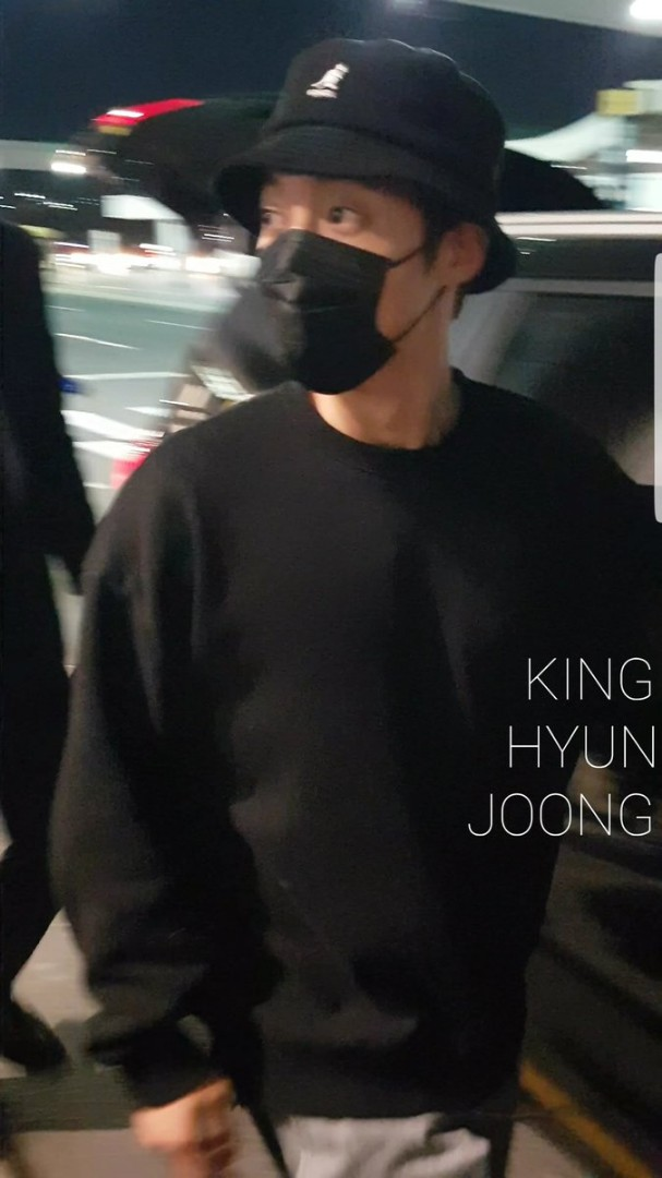 (KHJ arrived at Gimpo Airport (7