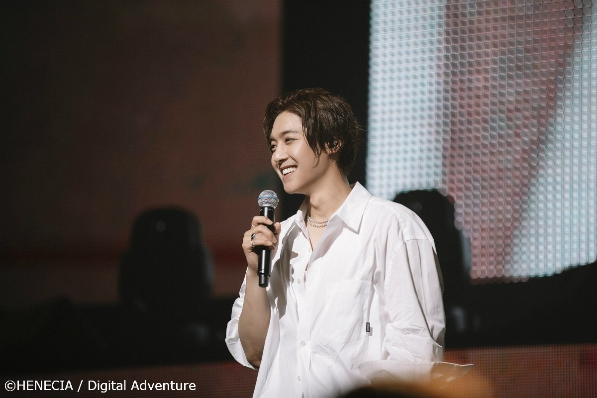 [Photo] Kim Hyun Joong Henecia Japan Update [2018.04.22]