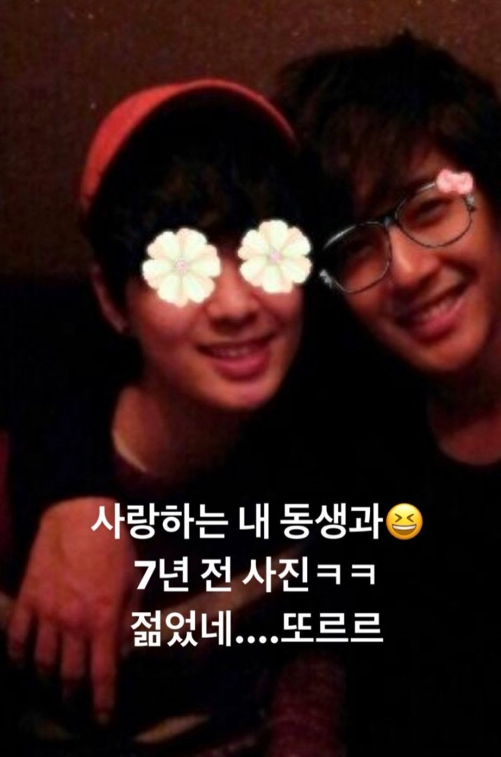[Photo] anhos_ Instagram Story Update [2018.04.22]