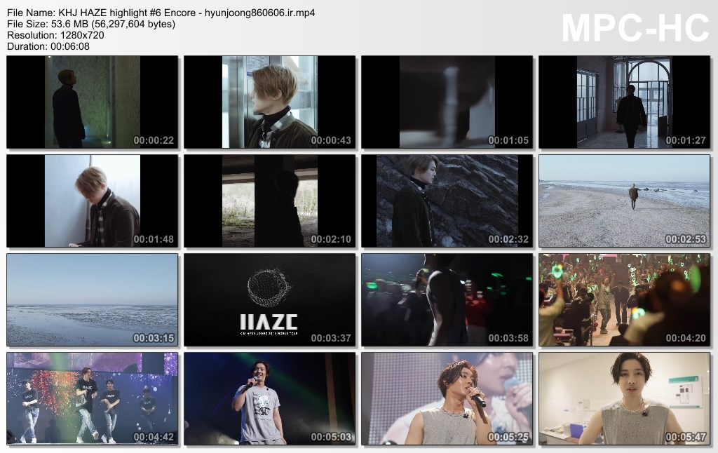 KHJ HAZE highlight 6 Encore - hyunjoong860606.ir