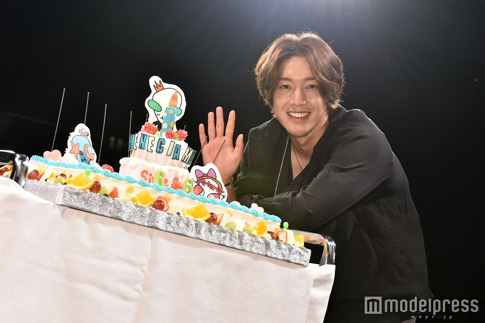 [HD Photos+Fanpics] Kim Hyun joong Take My Hand Press Conference at Studio Coast Tokyo ~ Happy Birthday KHJ [2018.06.06]