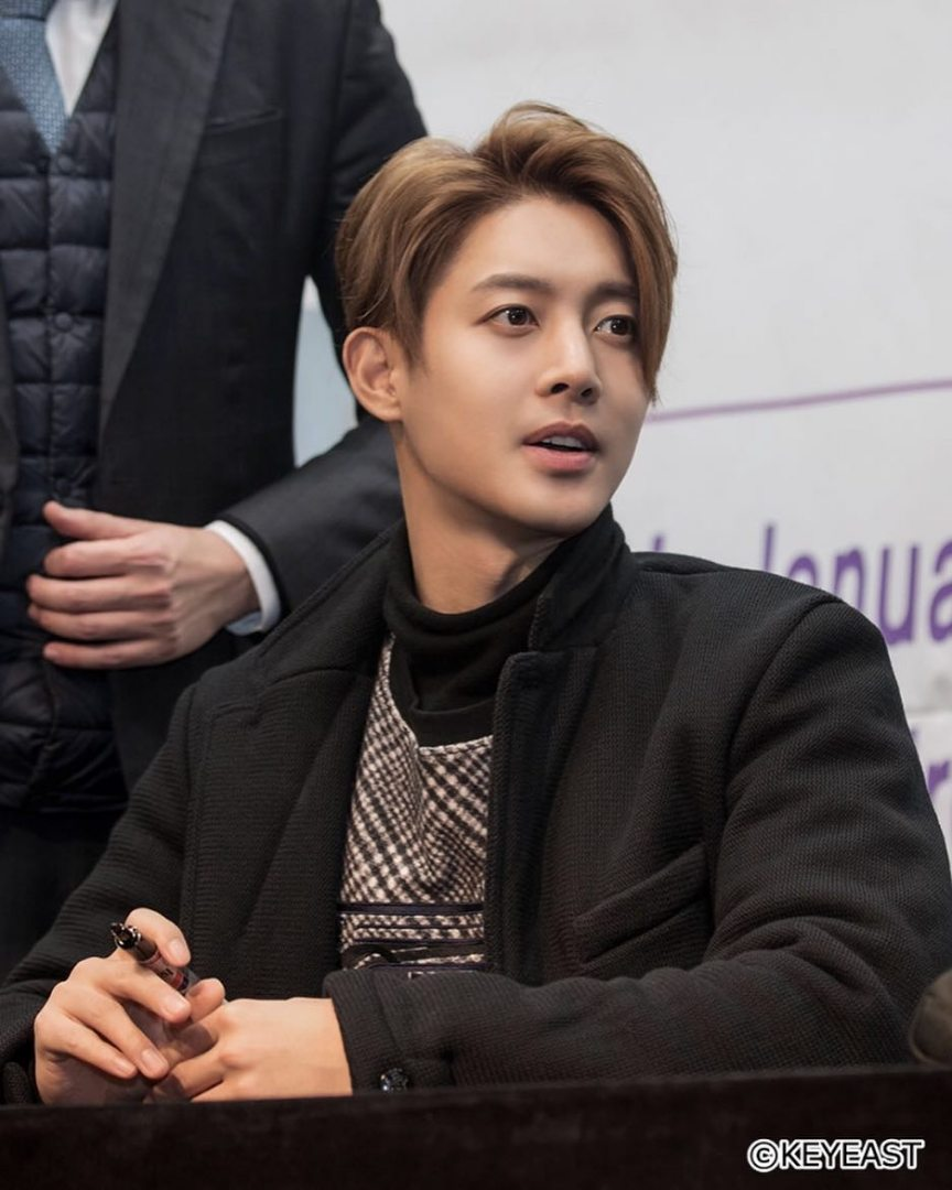 [Photo] Kim Hyun Joong Japan Mobile Site Update [2018.04.02]