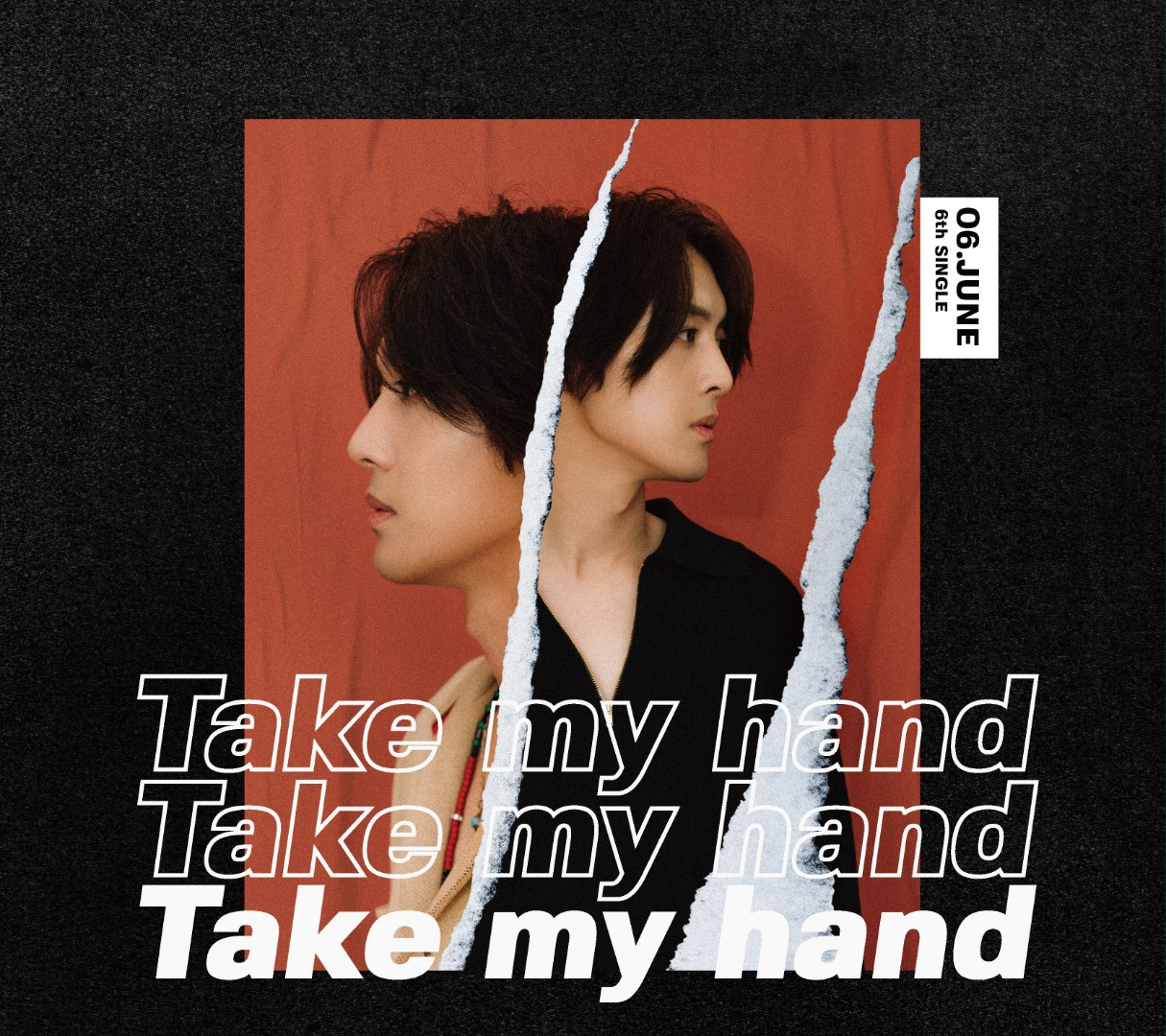 Take my hand Type B