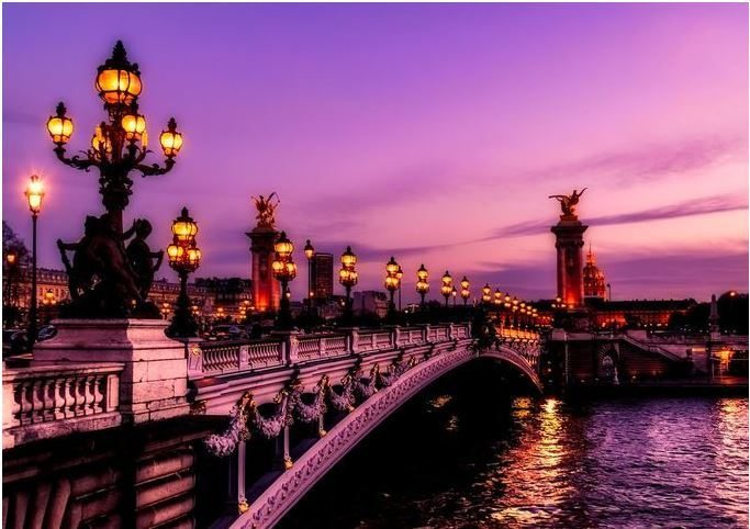 (New Way Teaser & WHY MV on this place of Paris (2