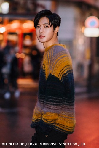 [Henecia JP and discovery next] Kim Hyun Joong write down song PURE LOVE decided as a drama opening theme! [2019.02.08]