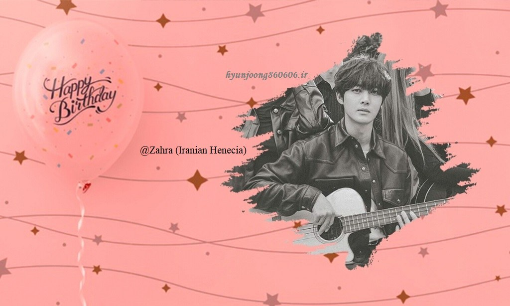 (My Fanart from Happy 34th Birtday of KHJ (02